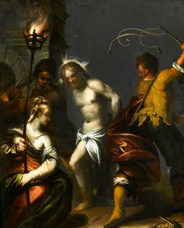 Sante Creara The Flagellation