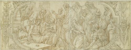 Christoph  Schwarz The Raising of Lazarus