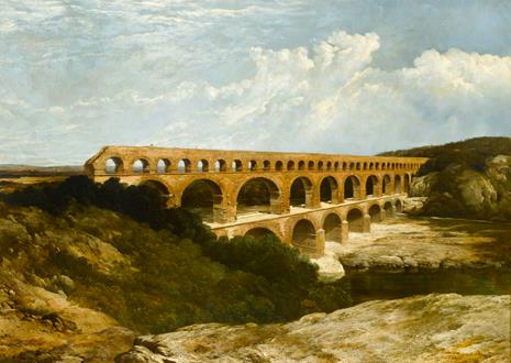 Frederick Richard Lee Le Pont du Gard
