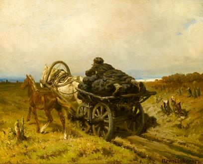 Pyotr Petrovich Sokolov  The Journey Home